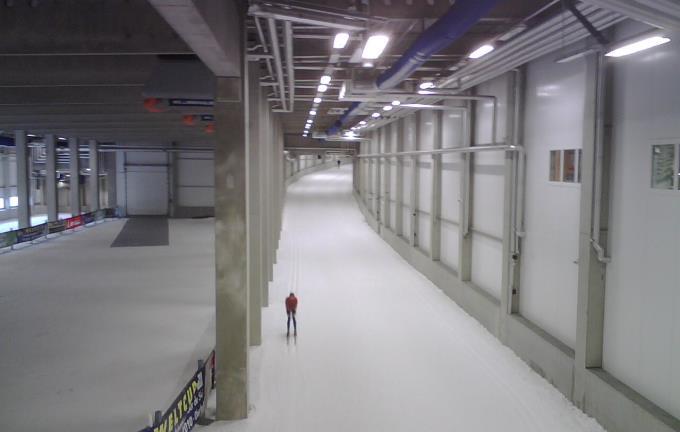 Winter, wann immer Du willst - Ski-Arena Oberhof